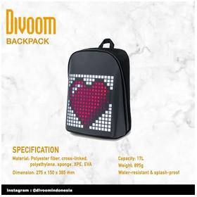 Divoom Pixoo Backpack