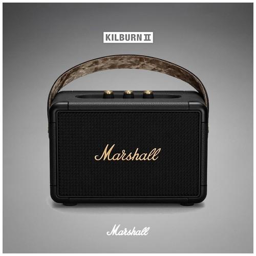 Marshall Kilburn II - Black and Brass