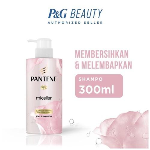 Pantene Shampoo Micellar Cleanse and Hydrate 300 ml