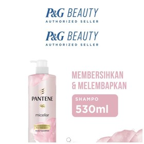 Pantene Shampoo Micellar Cl