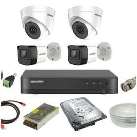 CCTV PAKET  4CH FULL HD CCT