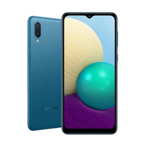 Samsung Galaxy M02 (RAM 2GB/32GB) - Blue