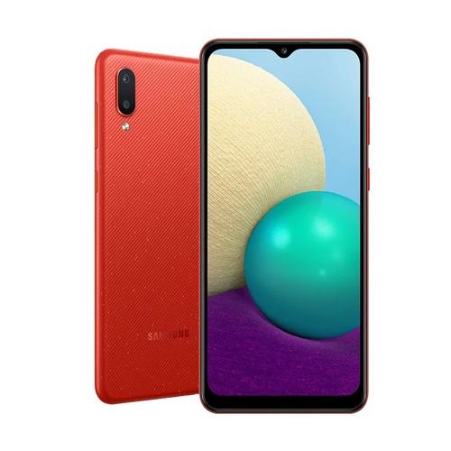 Samsung Galaxy M02 (RAM 2GB/32GB) - Red