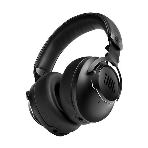 JBL Club One Headphones Wireless Over-Ear True Adaptive Noise Cancelling - Black