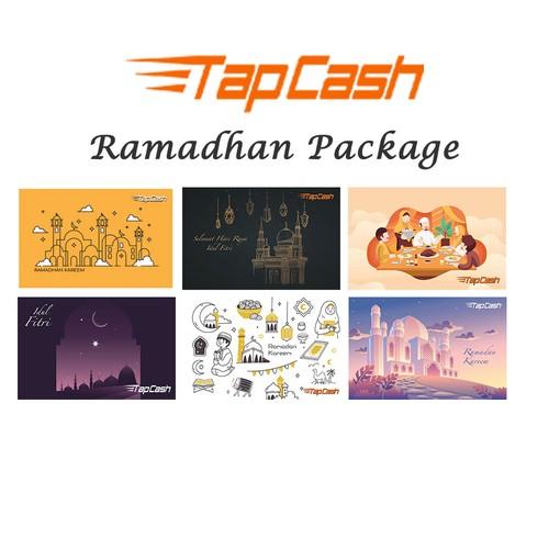 BNI Tapcash Edisi Ramadhan Package  (Isi 6pcs)