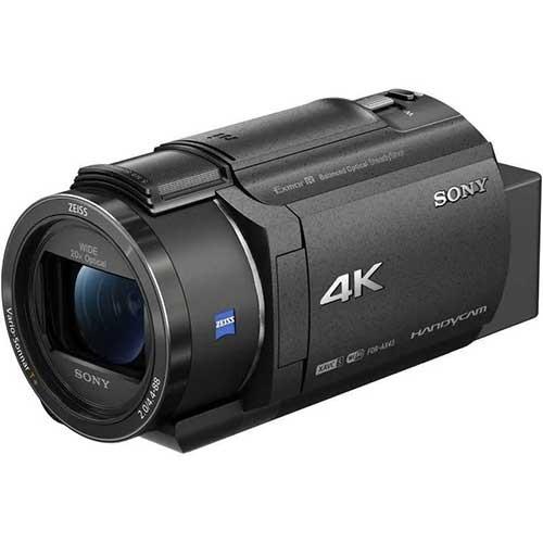 Sony FDR-AX43 Handycam with Exmor R™ CMOS sensor