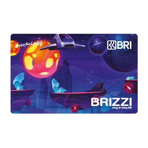 Brizzi Edisi Never too Lavish - Arcade