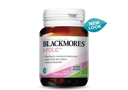 Blackmores I - Folic