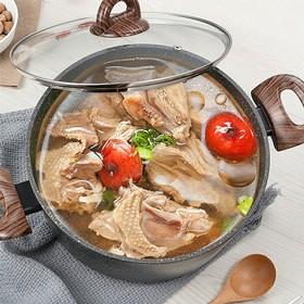 Idealife Casserole Cookware