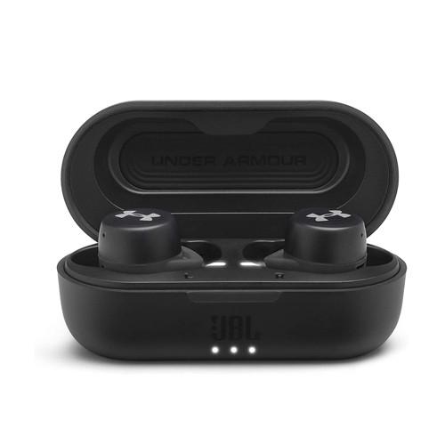 JBL UA True Wireless Streak - Black
