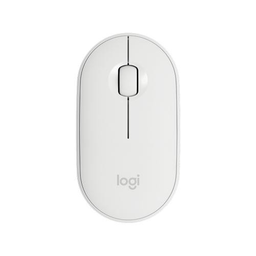 Logitech M350 Pebble - OFF White
