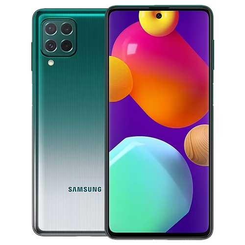 Samsung Galaxy M62 (RAM 8GB/256GB) - Green