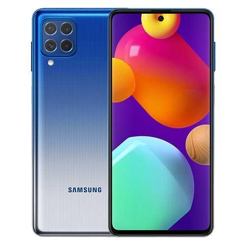 Samsung Galaxy M62 (RAM 8GB/256GB) - Blue