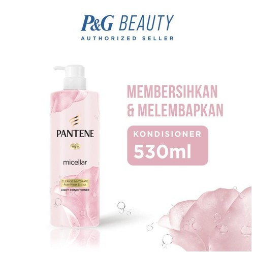 Pantene Conditioner Micellar Cleanse and Hydrate 530 ml