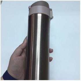Stainless steel vacuum flas