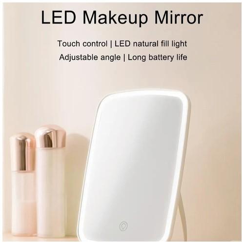 XIAOMI JORDAN JUDY NV026 - LED Lighted Dimmable Portable Makeup Mirror
