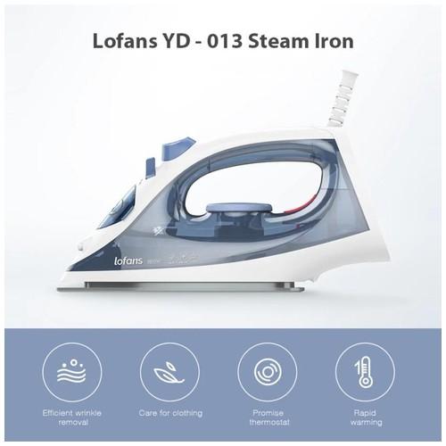 XIAOMI LOFANS YD-013G - Electric Handheld Garment Steam Iron 1600W