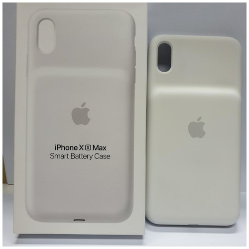Apple Original Smart Battery Case for Iphone Xs Max - White