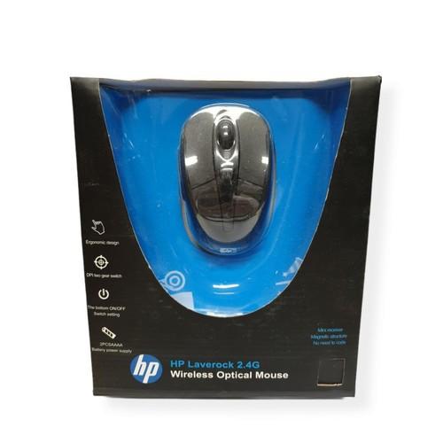[BNIB] HP Mouse Laverock 2.4G Wireless Optical Mouse - Black