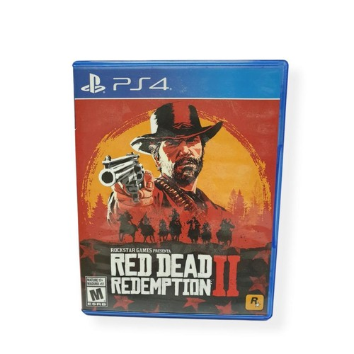 Sony PS4 Red Dead Redemption II