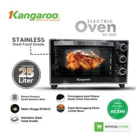 Kangaroo Oven Listrik KG25E