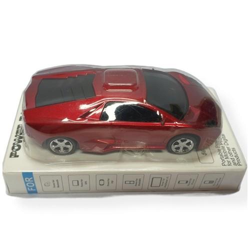 [Damaged Product] Car Power Bank 5600 mah - Red
