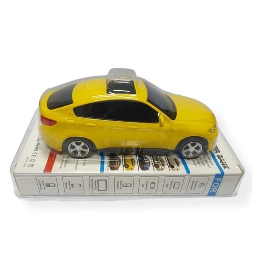 [Damaged Product] Car Power Bank 5600 mah - Yellow