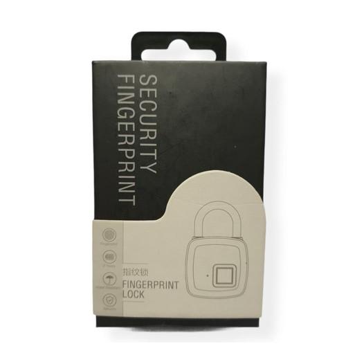 Ikawai Security Fingerprint lock - Black