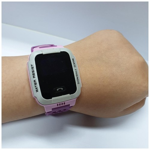 [Damaged Product] Imoo Watch Phone Y1 - Pink
