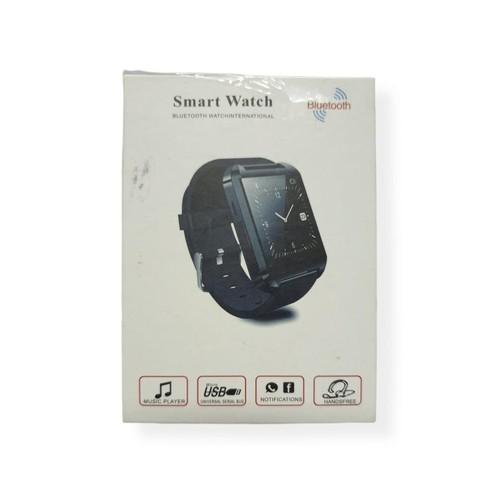 [Damaged Product] Bcare Smartwatch U8 - Black