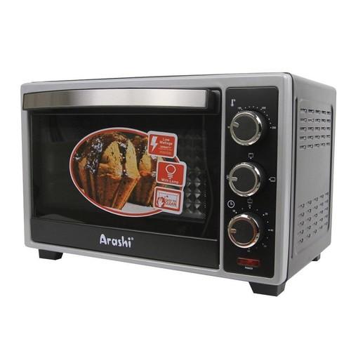 Oven Listrik 20 Liter M20A - Panggangan / Oven Serbaguna Ada Timer Dan Pengaturan Suhu