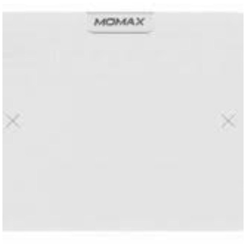 MOMAX Wireless Charger Q Pad Dual UD10W White