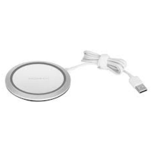 MOMAX Wireless Charger Q Pad UD3W White