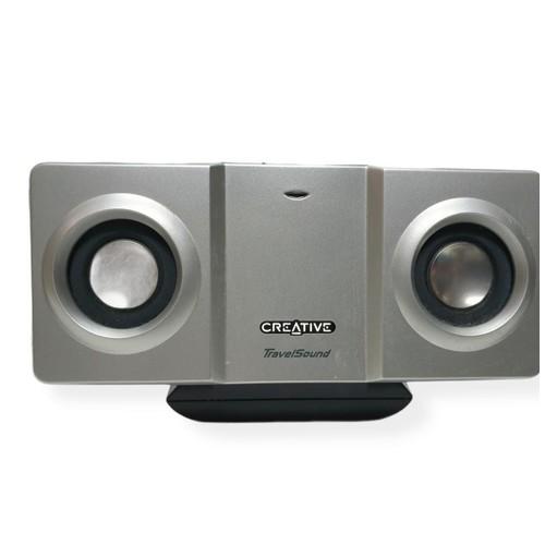 Creative Travel Sound Speaker - Silver