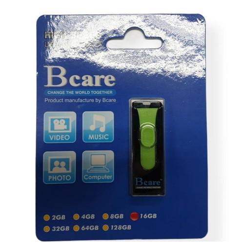Bcare Flashdisk 16GB - Green