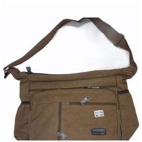 Sling Bag (D7118) - Brown