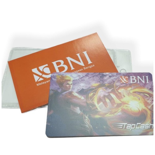 BNI TapCash Mobile Legend - Valir
