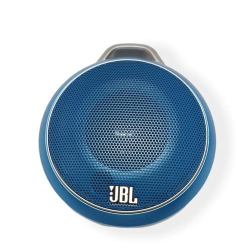 JBL Micro Wireless Bluetooth Speaker - Blue