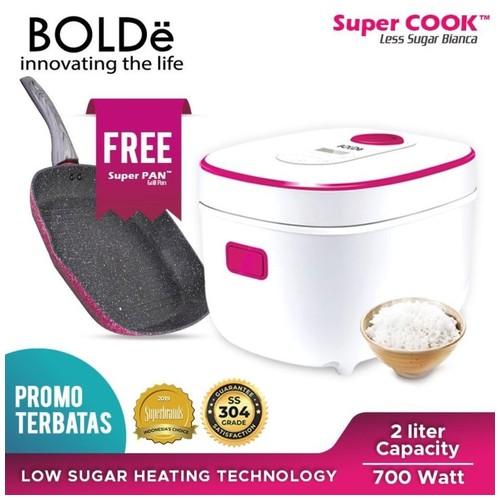 BOLDE Super Cook Less Sugar Bianca