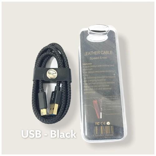 Kabel USB Micro 3.0 Gold Plate - USB3.0-MIC - Black