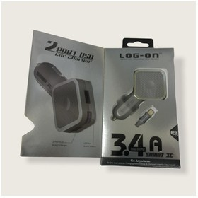 Log On Car Charger 3.4A  Di