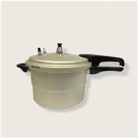 Pressure Cooker aluminium 2
