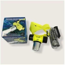 Headlamp Diving - senter se