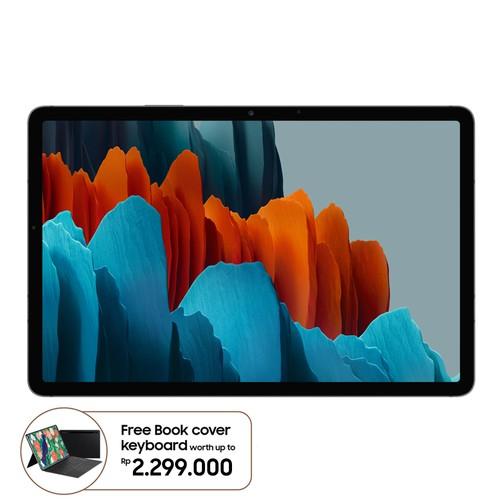 Samsung Galaxy Tab S7 (RAM 6GB/128GB) - Mystic Black