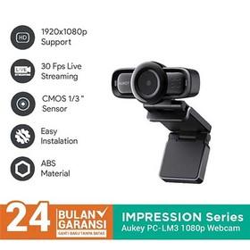 Aukey Webcam PC-LM3 1080p -