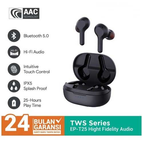 Headset / TWS Bluetooth Aukey EP-T25 High Fidelity Audio - 500538