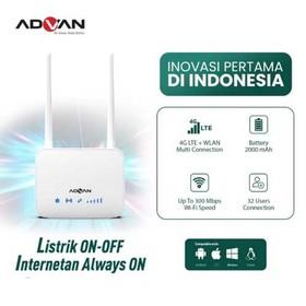 Advan Router CPE Start 4G L
