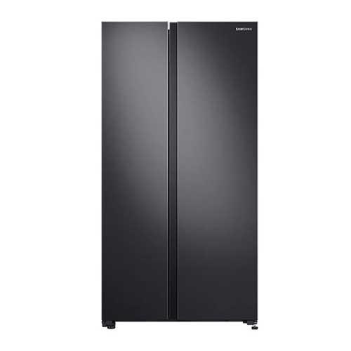 Samsung Kulkas Side by Side dengan All-around Cooling, 700L - RS62R5041B4/SE