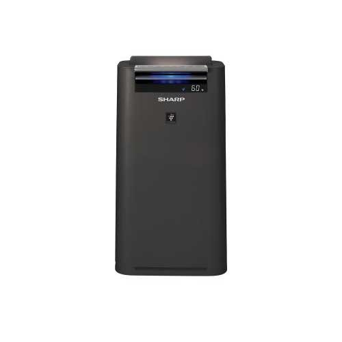 Sharp Air Purifier with Humidifying Function KC-G40Y-H - Black
