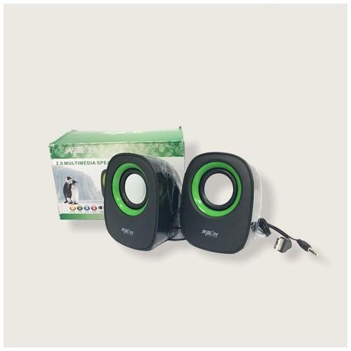 SPEAKER MULTIMEDIA T2 - Green